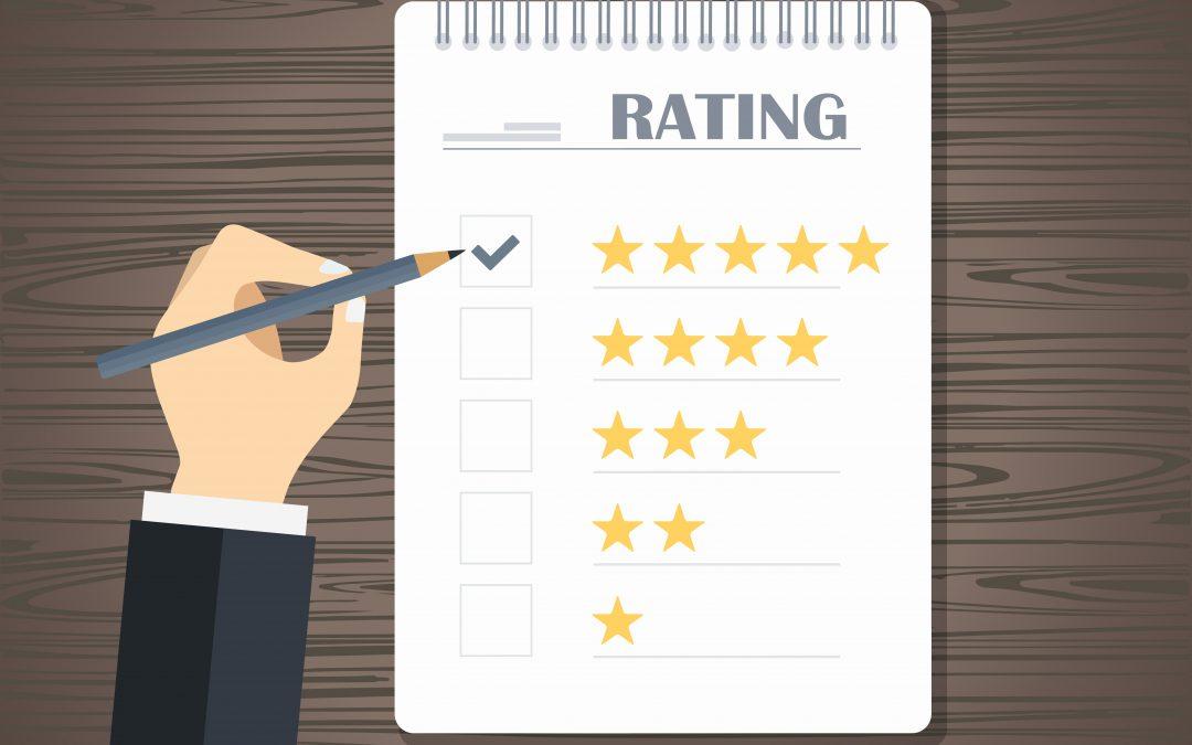 Buscando Colegios, Criterio #1: El Tipo de Evaluación