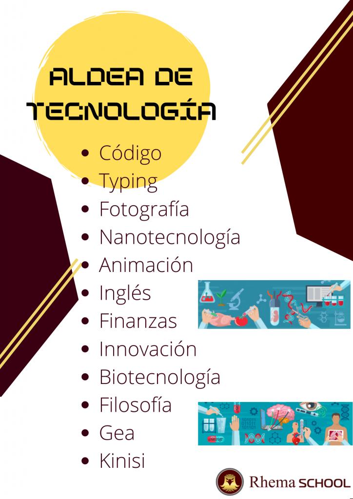 Aldea de Tecnología